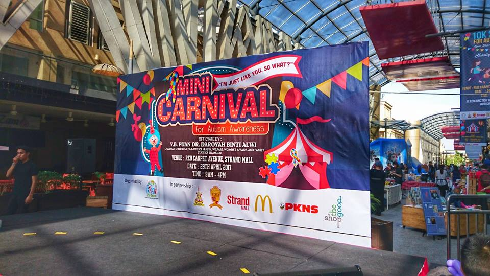 KIDS CARNIVAL FOR AUTISM AWARENESS 2017