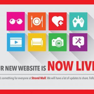 WEBSITE IS NOW LIVE!