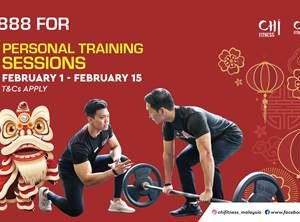 CHi Fitness Promotions CNY 2019