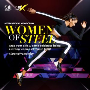 Women of Steel by Chi Fitness