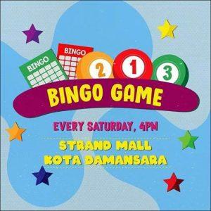 The Kids' Bingo Game