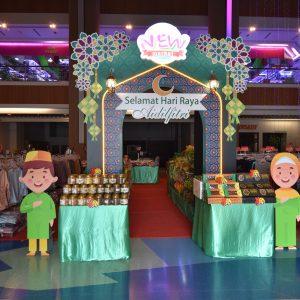 New Market Raya Fair