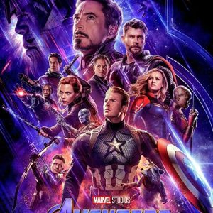 TGV Blockbuster Movie – Avengers: Endgame