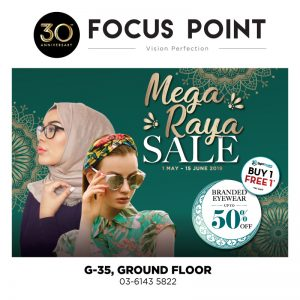 Focus Point – Mega Raya Sale!