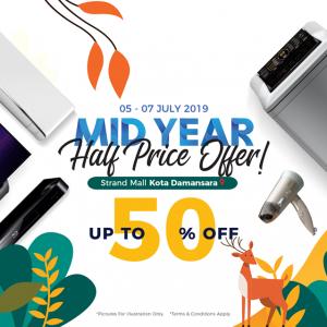 Hoe Huat – Mid Year Half Price Offer!