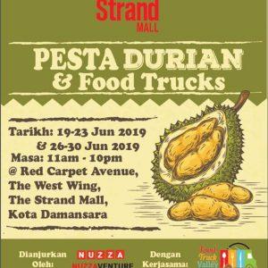 Pesta Durian & Food Trucks
