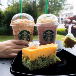 Starbucks Promotion