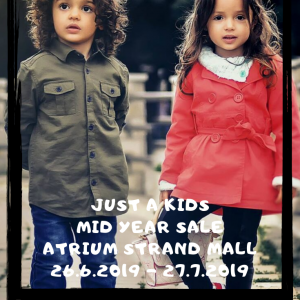 Just A Kids – Mid Year Sale