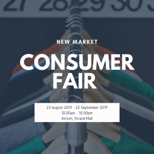 New Market Consumer Fair