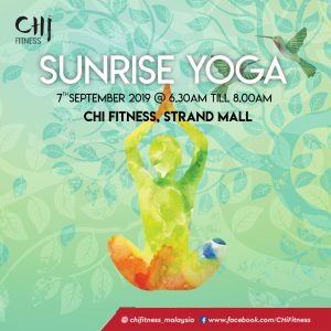 Sunrise Yoga by Chi Fitness