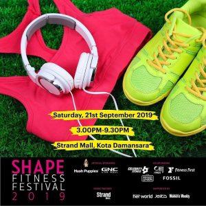 Shape Fitness Festival 2019