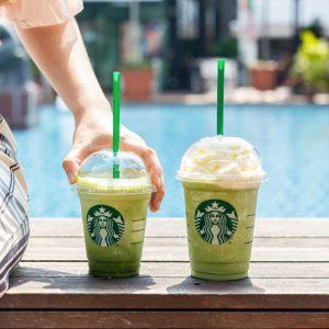 Green Tea Cream or Matcha Blended Cream?