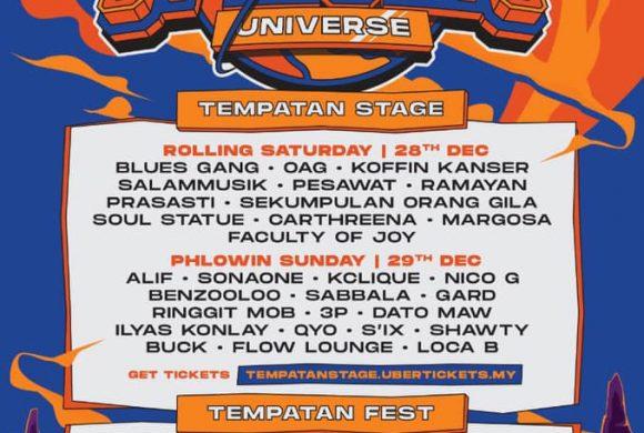 Tempatan Fest Universe 2019