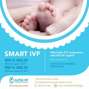 Alpha IVF – Special Promotions