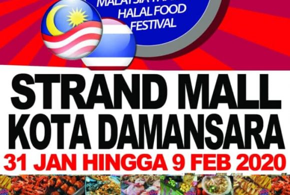 Malaysia Thailand Halal Food Festival 2020