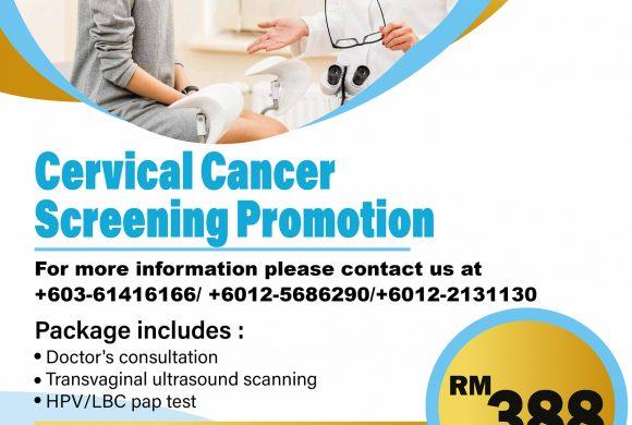 Alpha IVF Cervical Cancer Screening Promotion