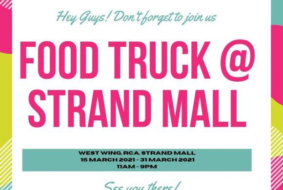Food Truck @ Strand Mall