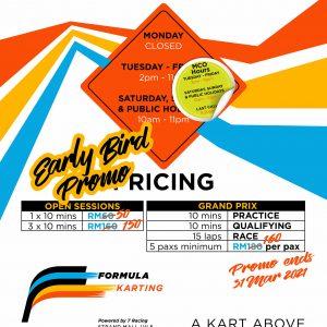 Formula Karting Open!