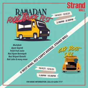Ramadan Food Truck