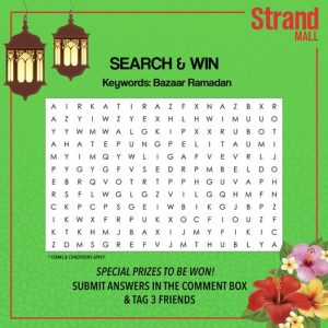 Ramadan Search & Win Contest