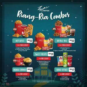 Riang Ria Combo @ TGV Cinemas