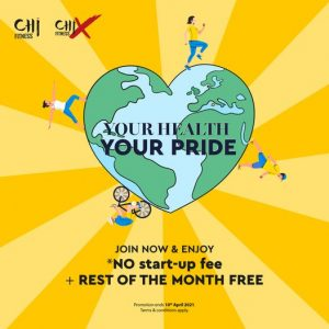 Your Health, your Pride by CHi Fitness