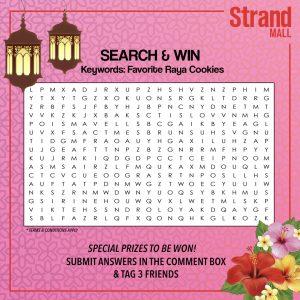 Ramadan Search & Win Contest Week 3