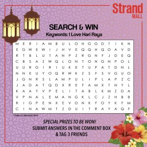 Ramadan Search & Win Contest Week 4