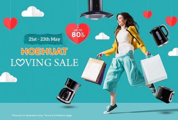 Loving Sale @ Hoe Huat