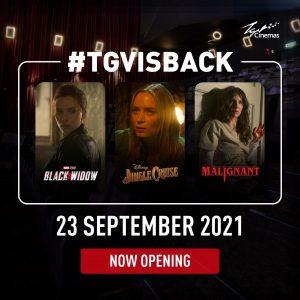 TGV Moviegoers