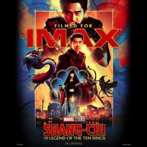 Shang Chi @ TGV Cinemas